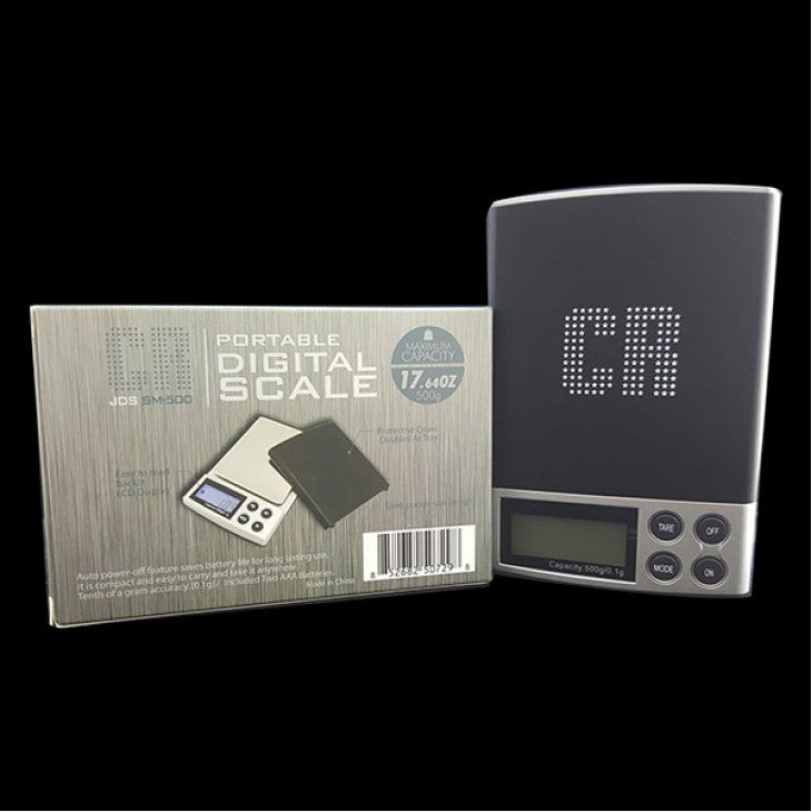 Scale CR JDS SM-500 0.1G Gray