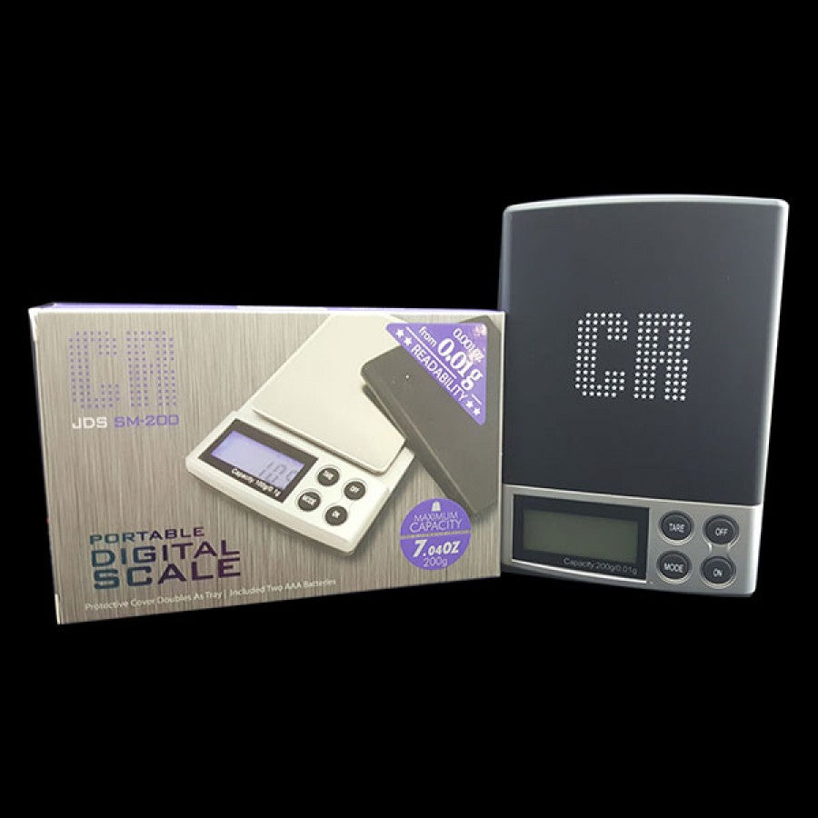 Scale CR JDS SM-200 0.01G Purple