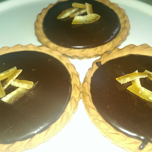 Chocolate Orange Tartlets £1.90 each