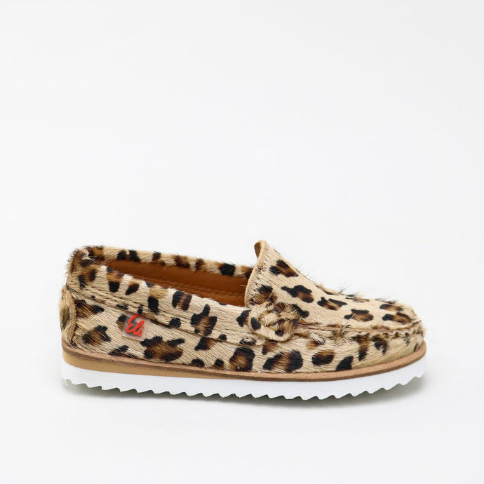 Papanatas Leopard Loafer
