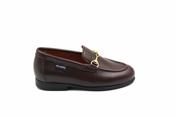Atlanta Moca Buckle Loafer