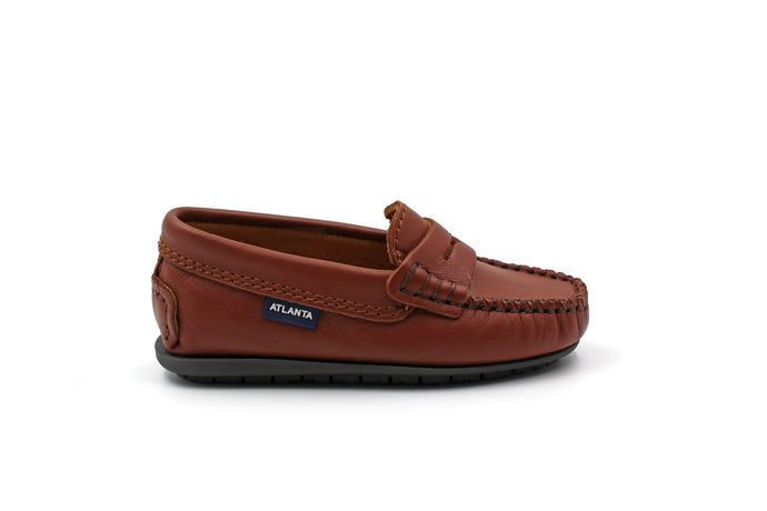 Atlanta Camel Penny Loafer