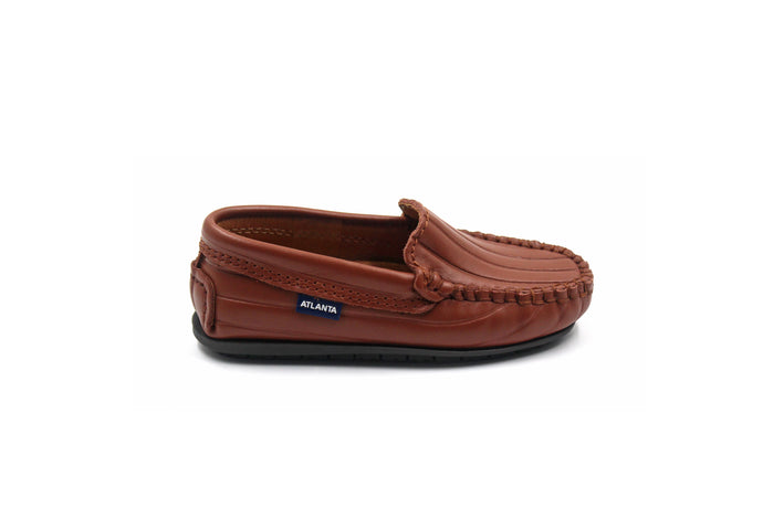 Atlanta Camel Loafer