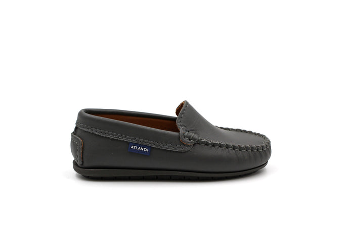 Atlanta Gray Loafer