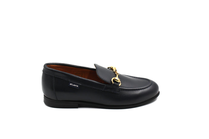 Atlanta Navy Dress Shoe
