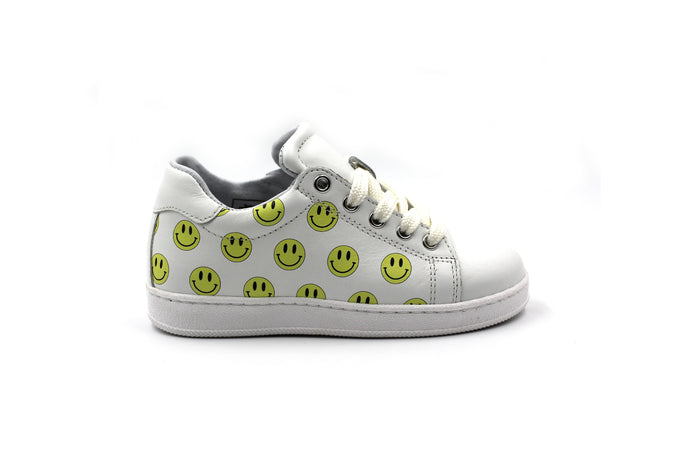 Atlanta Smiley Sneaker