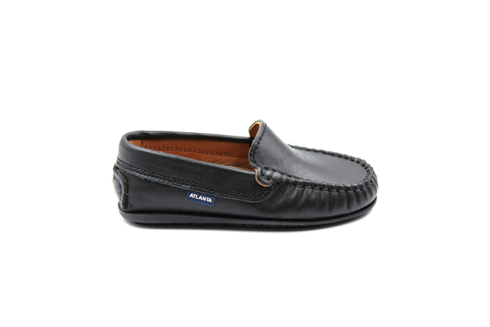 Atlanta Black Loafer