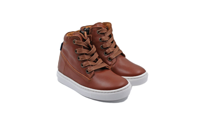 Atlanta Camel High Top Sneaker