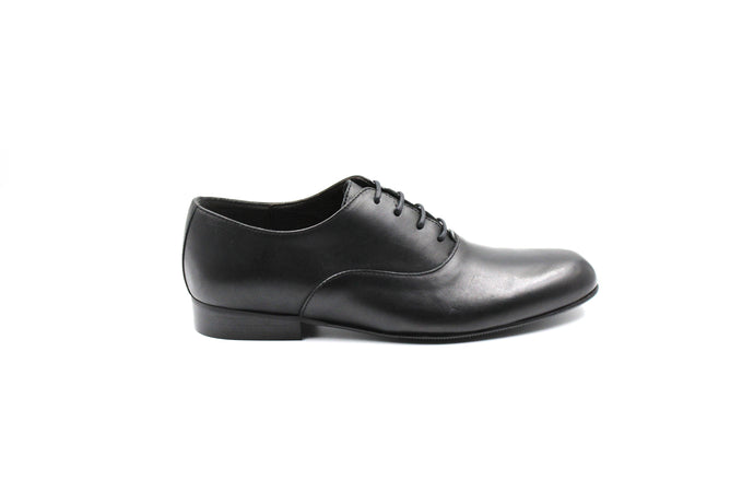 Atlanta Black Lace Dress Shoe
