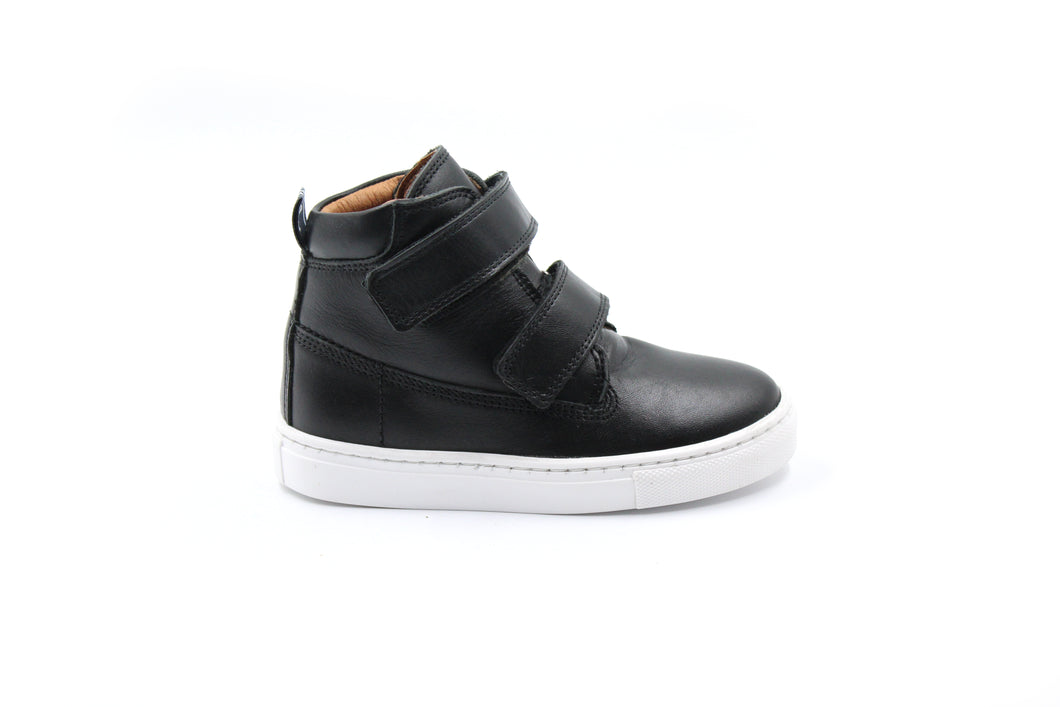Atlanta Black Hi-Top Sneaker