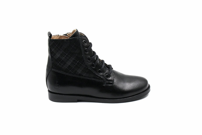 Beberlis Black Ankle Boot