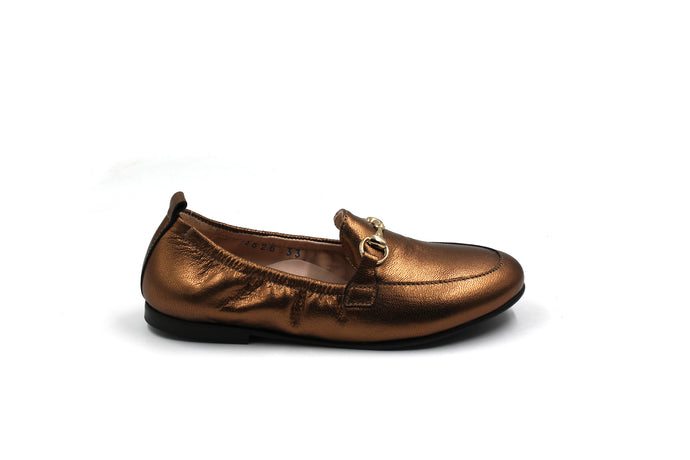 Beberlis Metallic Loafer