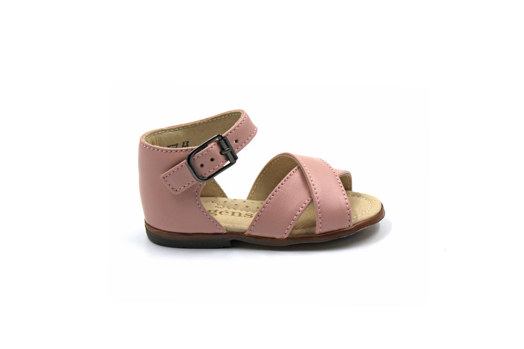 Eugens Athina Pink Girls Sandals Footwear