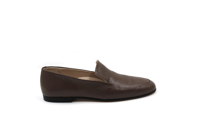 Hoo Natural Leather Loafer