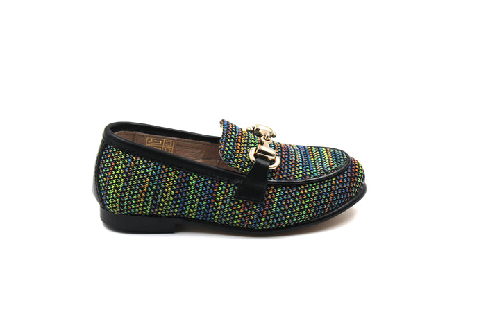 Hoo Neon Stretch Loafer