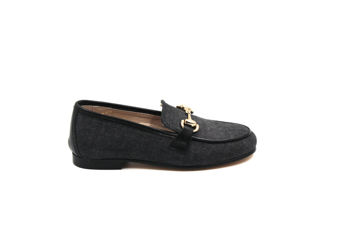 Hoo Wool Buckle Loafer