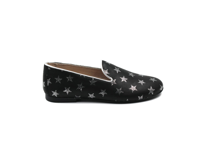 Hoo Black Star Smoking Shoe