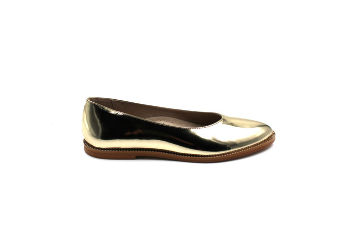 Hoo Gold Pointed Flat