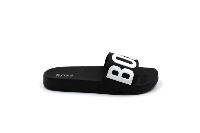 Hugo Boss Logo Slides