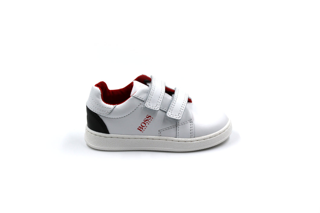 Hugo Boss White Sneaker Boys Girls