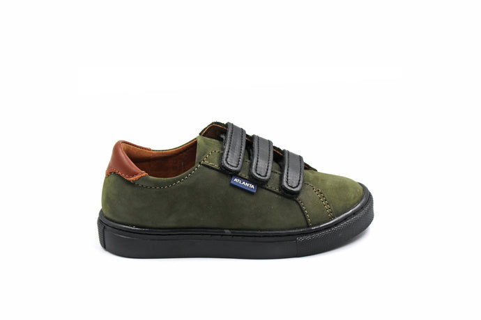 Atlanta Hunter Three Velcro Sneaker