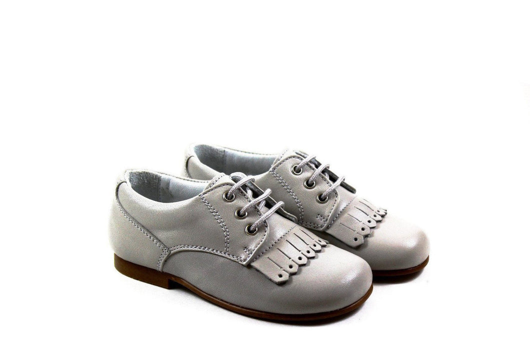 Beberlis Gray Fringe Oxford