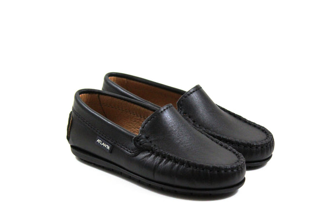 Atlanta Black Classic Penny Loafer