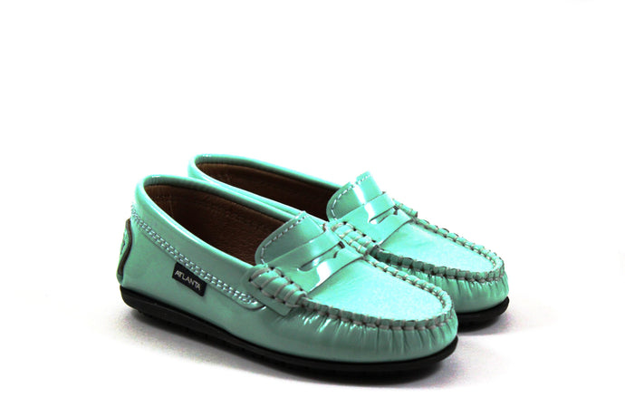 Atlanta Mint Penny Loafer