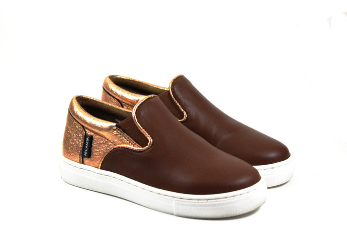 Boys Slip On Sneakers Sale - Atlanta Moccasin