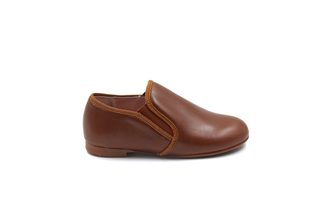 LMDI Camel Smoking Kids Dress Shoe