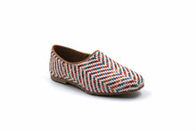 LMDI Multicolor Wicker Shoe