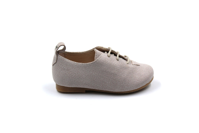 Manuela Beige Replay Oxford Toddler shoes