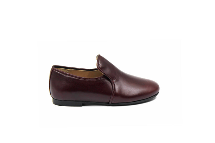 Papanatas Burgundy Smoking Shoe