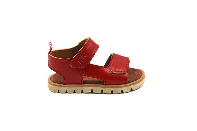 Pepe Red Sandal