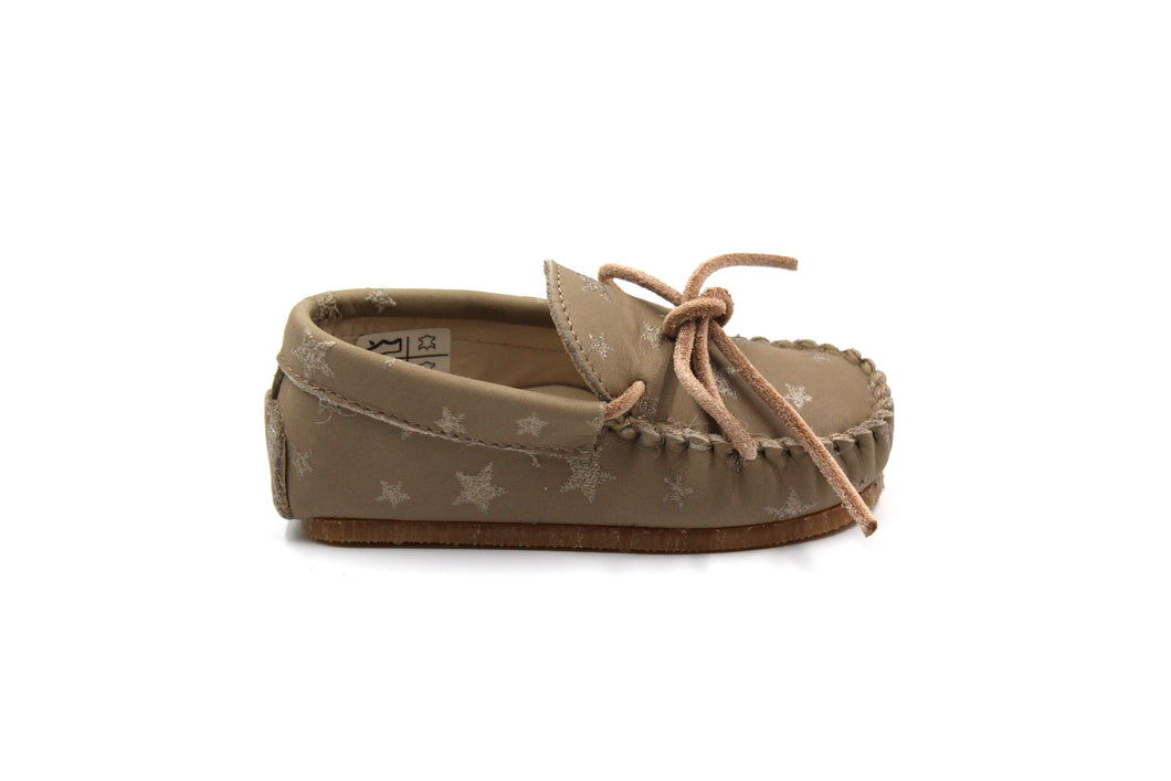 Pepe Star Moccasin