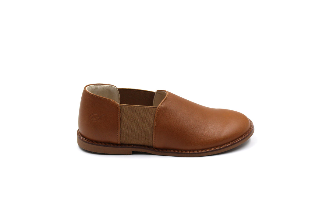 Sonatina Camel Elastic Smoking Shoe