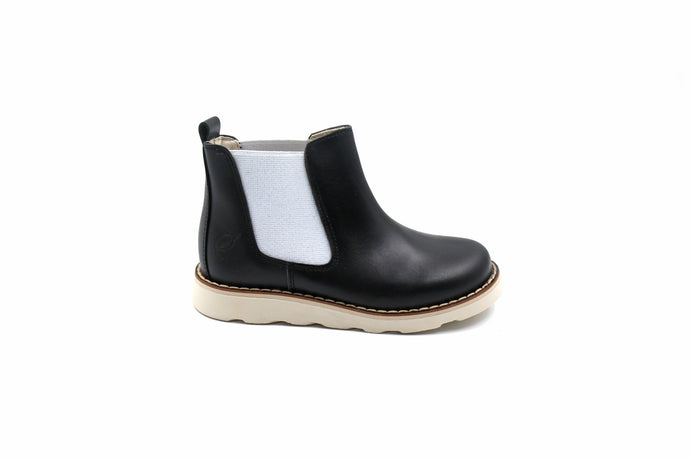 Sonatina Black Hero Bootie