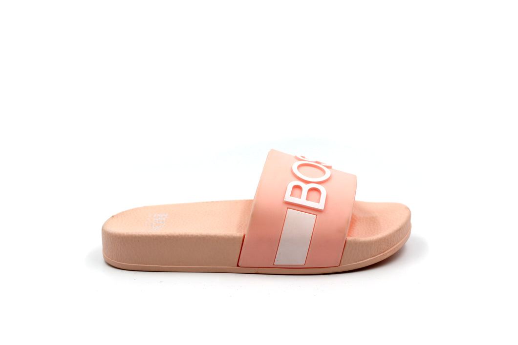 Hugo Boss Pink Sliders