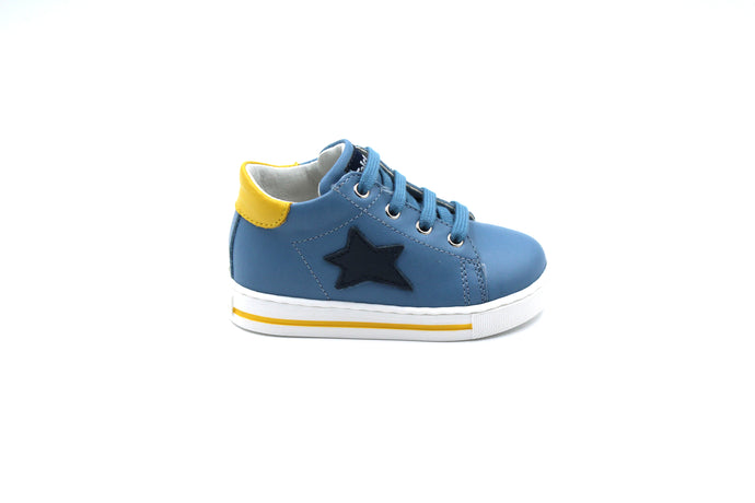 Falcotto Blue Star Lace Sneaker