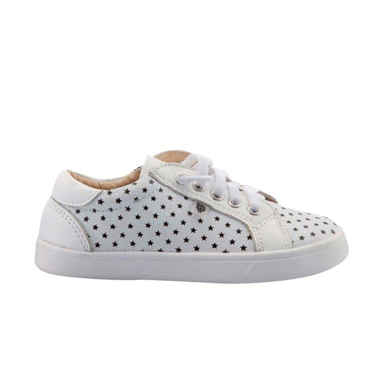 Old Soles White Star Sneaker