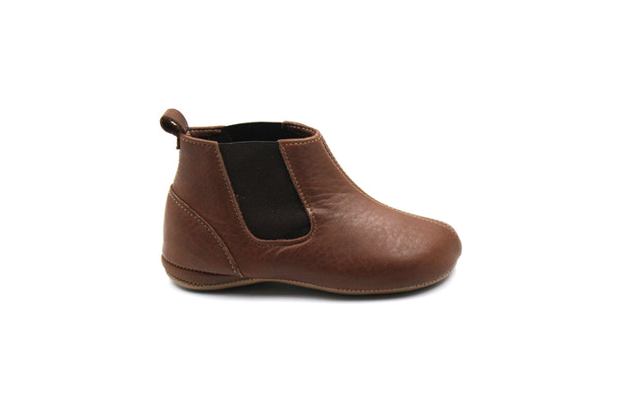 Pepe Brown Soft Sole Bootie