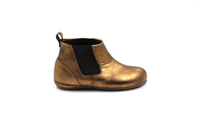 Pepe Gold Soft Sole Bootie