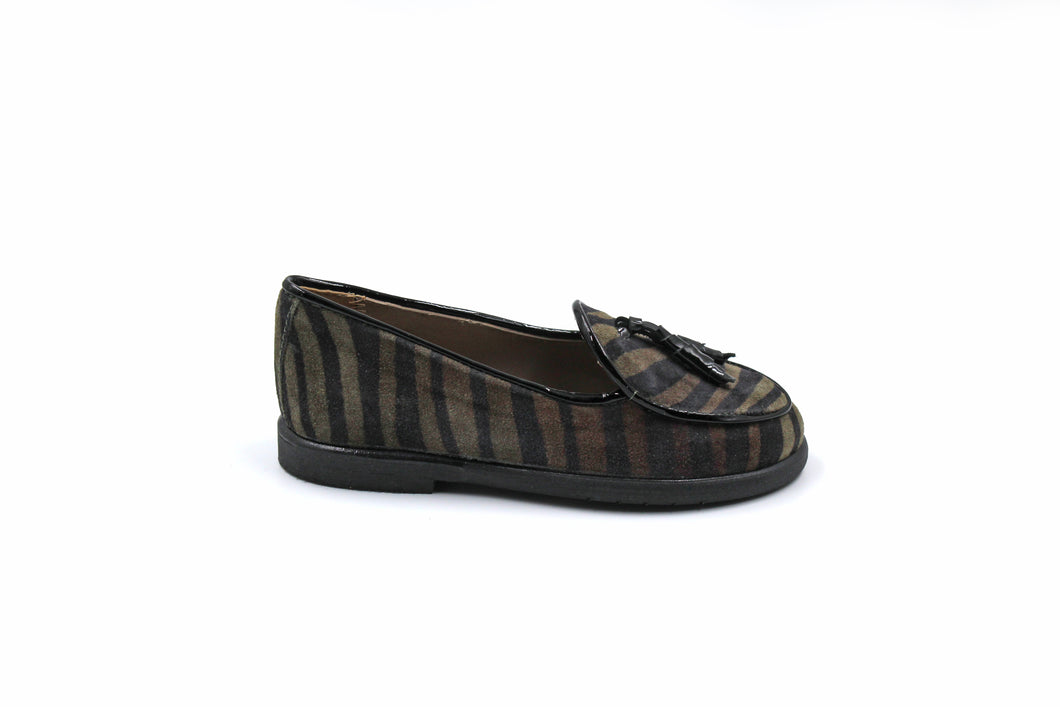 Papanatas Zebra Loafer