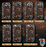 spell book phone case