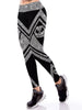 The N-B-C Diamonds Legging