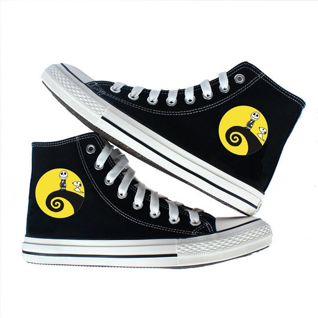 The NBC shoes Jack and sally