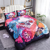 3D Sugar Skull bedding set