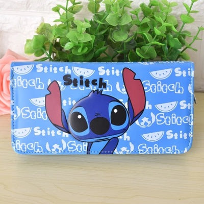Stitch Purse wallet anime Lilo & Stitch