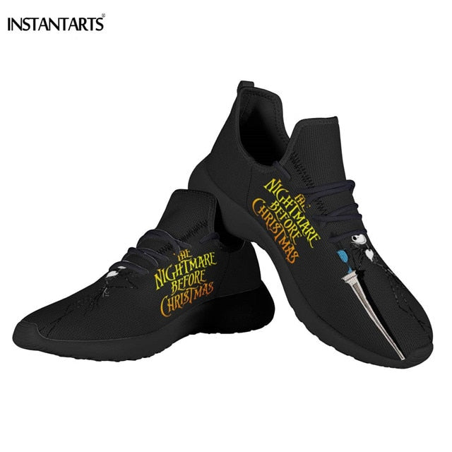 Shoes for Women Men Nightmare Before Christmas