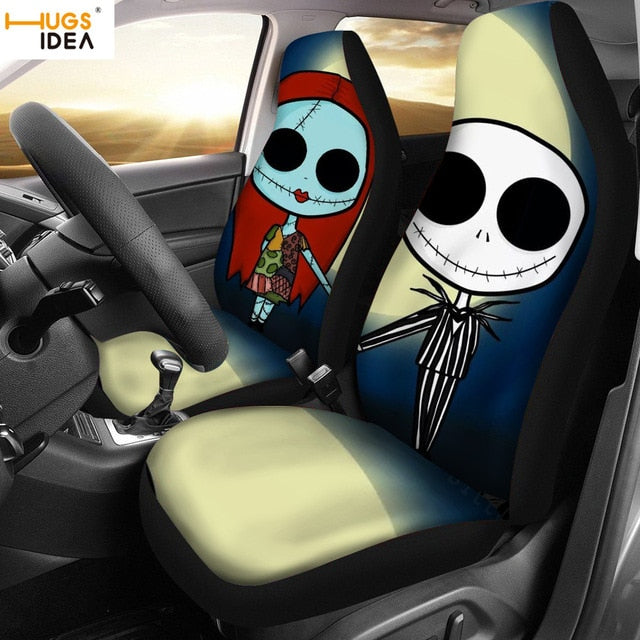 Car Seat Cover the Nightmare Before Christmas